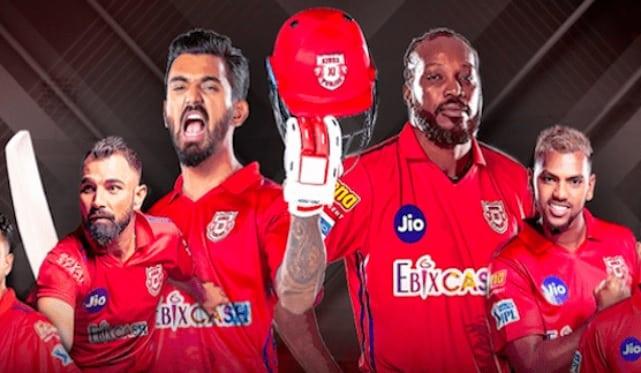 6. Kings XI Punjab