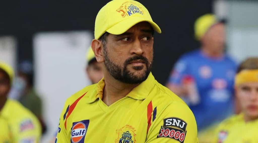 MS Dhoni (Chennai Super Kings CSK)
