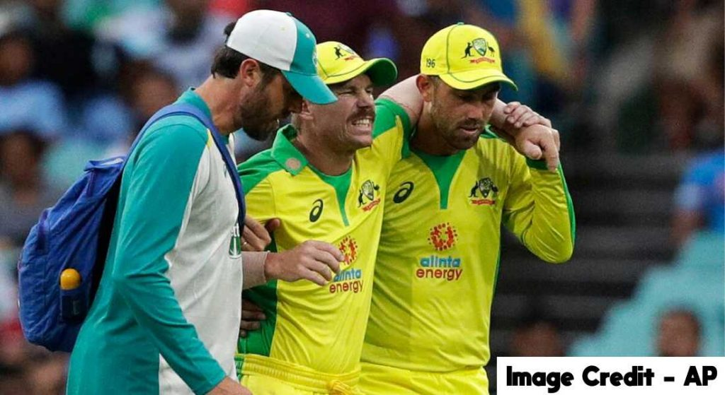 Australia vs India 2020-21: Australian Star opener ruled out of the T20I series and last ODI due to injury sustained in the second match...