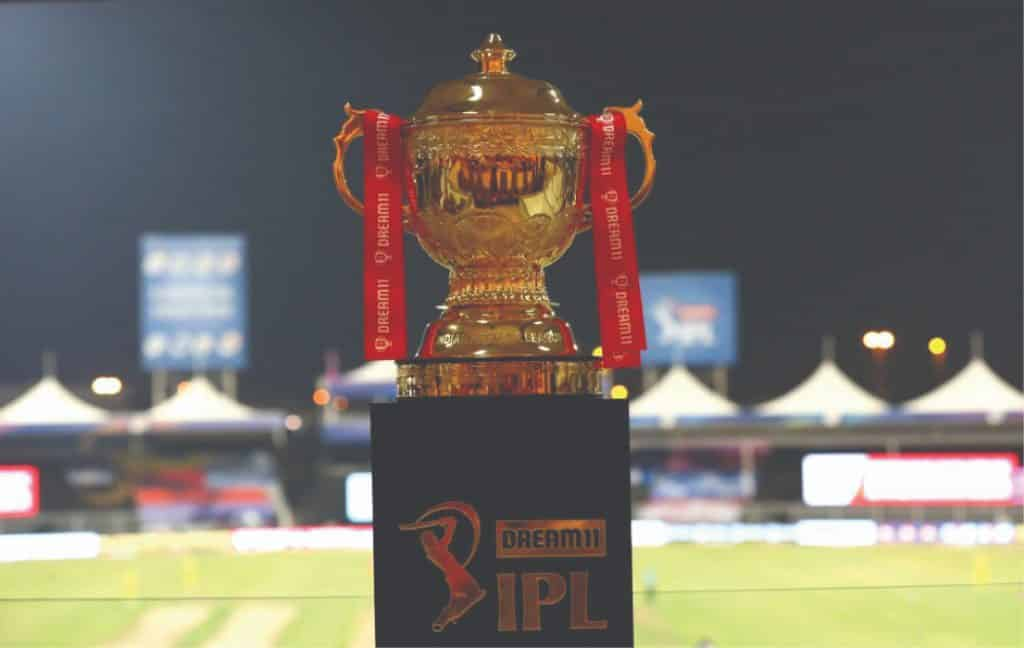 Dream11 IPL2020 Trophy