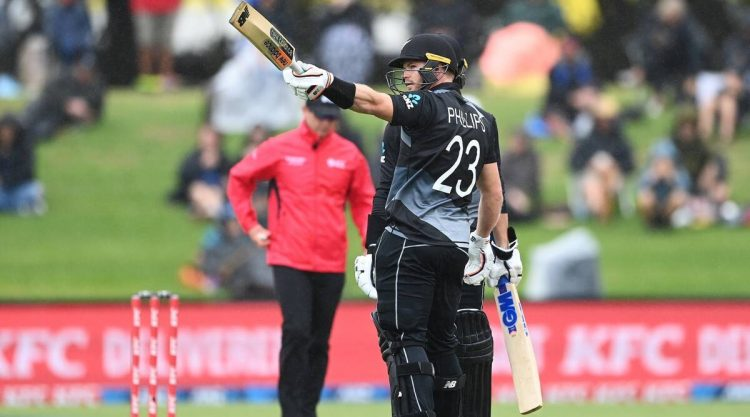 New Zealand vs West Indies: Glenn Phillips fastest T20I ton as NZ bags the series
