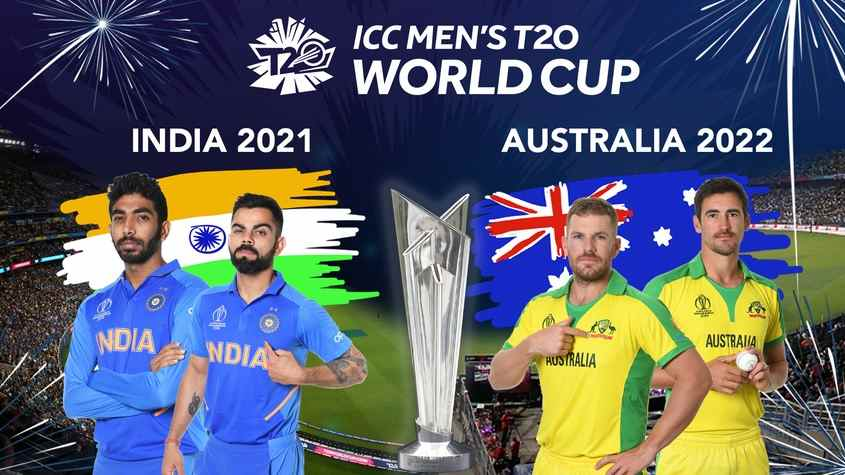 T20 World Cup 2021 and 20211