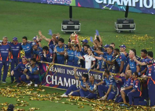 IPL 2020 Winner