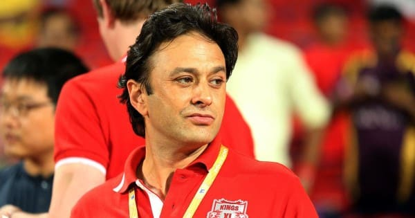 Kings XI Punjab Co. Owner Ness Wadia |  IPL 2021: KXIP Co. Owner working on three-year plan with KL and Kumble