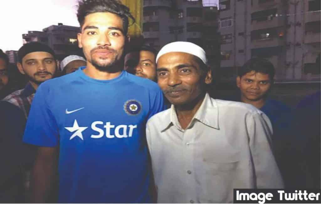 Mohammed Siraj: My mother asked me to stay back and fulfill father's wish