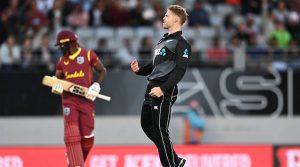 New Zealand vs West Indies 1st T20I: Neesham's 48 unbeaten outplayed Pollard's 75 blitz