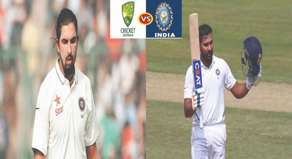 Australia vs India: Injury Update, Rohit Sharma, Ishant Sharma, Navdeep Saini
