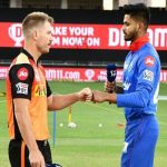 Shreyas Iyer and David Warner(DC vs SRH)