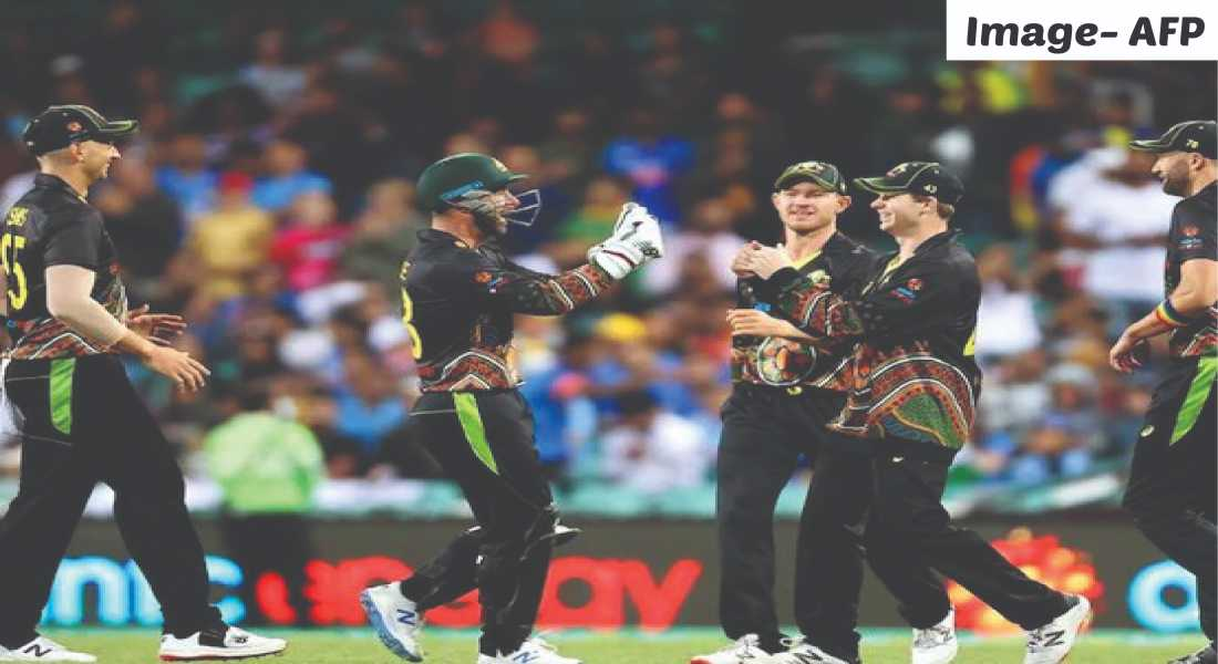 Australia prevented complete sweep as they won the final T20I by 12 runs