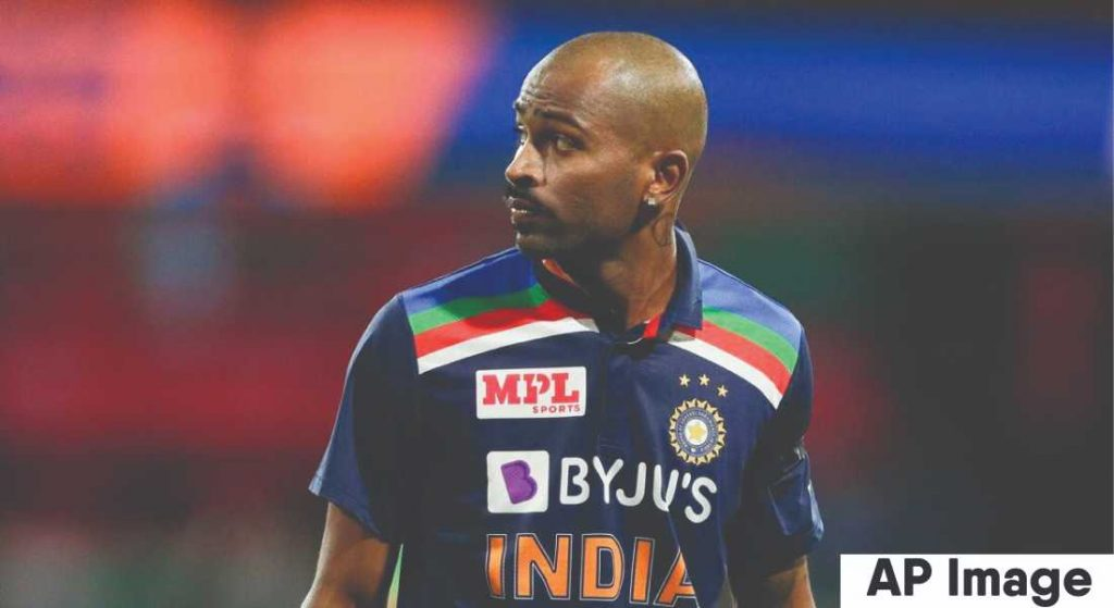 """""""I won't mind staying with the team for Tests,"""" says Hardik Pandya"""