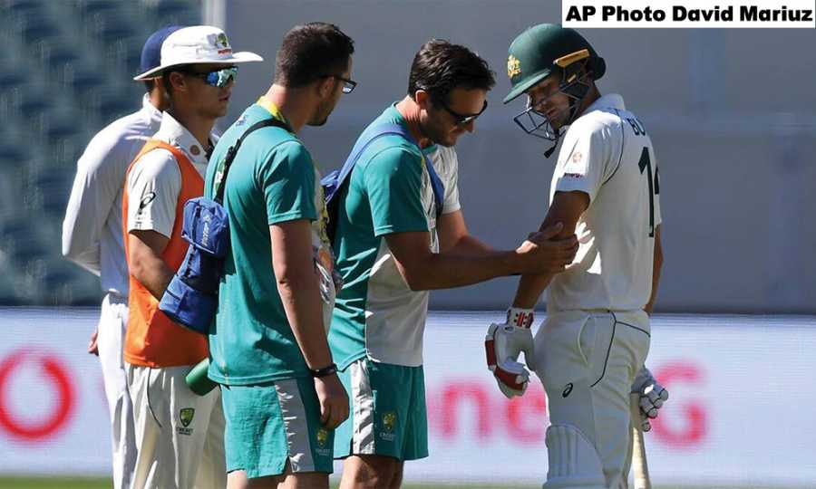 Australia vs India: Pucovski ruled out while Joe Burns cleared for the second Test