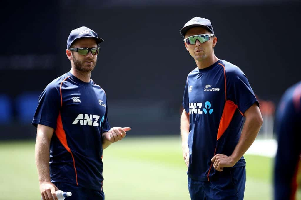 Williamson and Boult added to the New Zealand T20I side against Pakistan