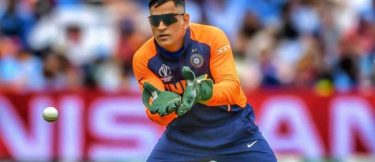 Fans go wild as MS Dhoni unveiled his new dashing look ahead of the IPL 2021