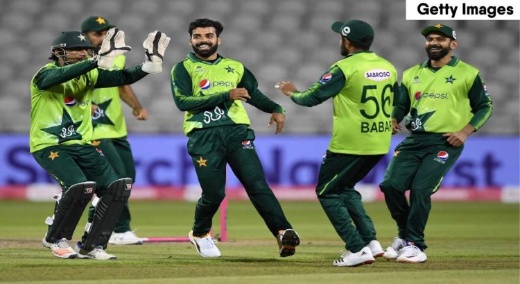 Pakistani Squad allowed to start training after getting released from Isolation