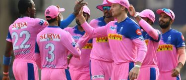 Vivo IPL 2021: Rajasthan Royals (RR) yet to rope-in an official sponsor for IPL 2021
