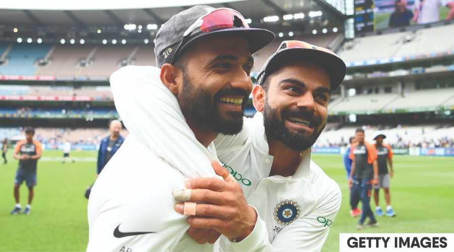 Australia vs India: Rahane is a bowler's captain, says Ishant Sharma