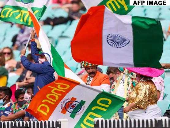 Australia vs India: Indian fan allegedly abused by the Security Guard during the third Test match at Sydney