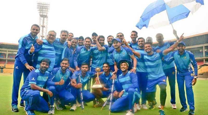 BCCI opt for 50-overs Vijay Hazare Trophy ahead of Ranji Trophy