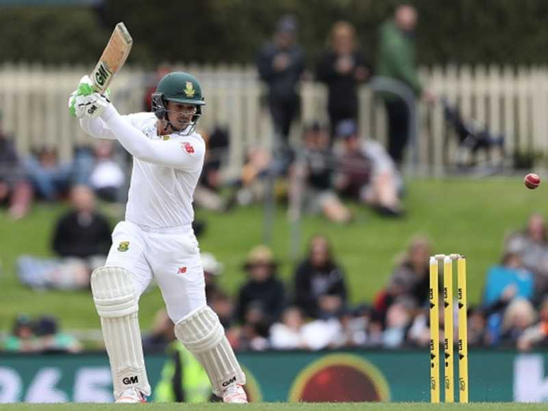 Quinton de Kock to be released from Test Captaincy after the Pakistan Series
