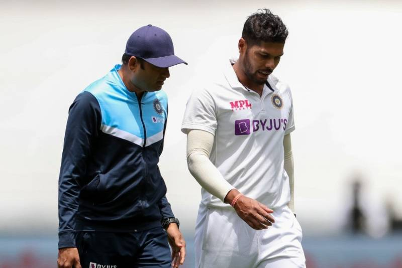 India vs England: Umesh Yadav to undergo a fitness test in two days