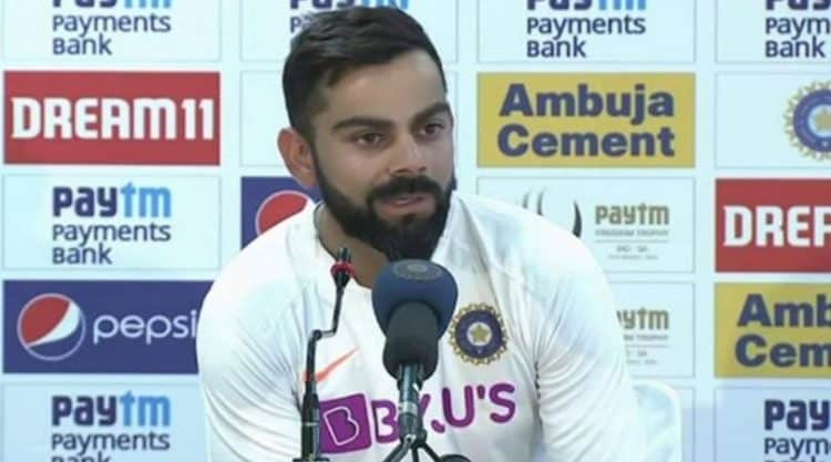 Virat Kohli and Ravi Ashwin criticise the SG ball quality during the first test against England