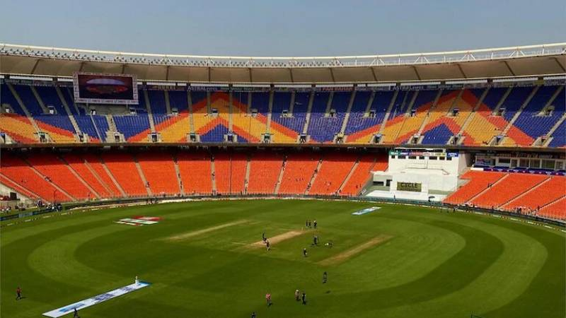India vs England: ICC rates Narendra Modi Stadium pitch 'Average' for a Test game