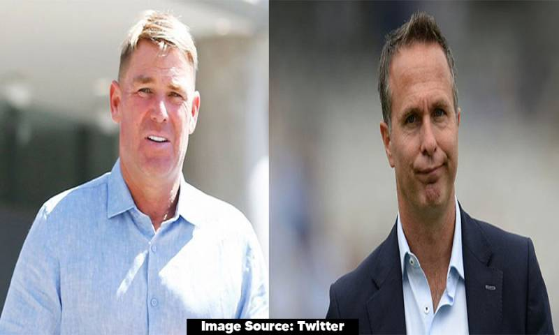 India vs England: Shane Warne shuts up Michael Vaughan saying no one said a word when India had no chance