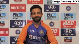 India vs England: Ajinkya Rahane gave an update regarding the pitch for the last test