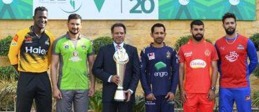 Pakistan Super League (PSL) season 6 to resume from June 1