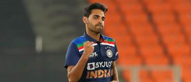 Bhuvneshwar Kumar (India's Probable Playin11 for ICC T20 World Cup 2021)