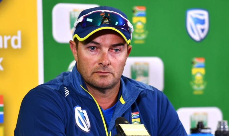ICC T20 World Cup 2021: Mark Boucher feels that IPL-bound South African players will help in the upcoming World Cup 2021