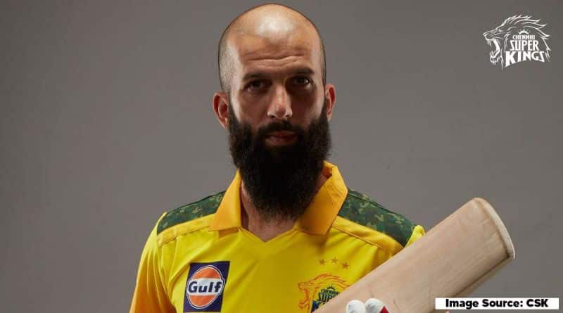 Vivo IPL 2021: CSK agrees to Moeen Ali's request to remove Alcohol Brand from his IPL jersey
