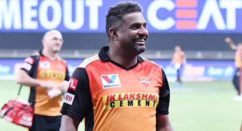 Vivo IPL 2021: Muttiah Muralitharan hospitalised after suffering cardiac arrest in Chennai