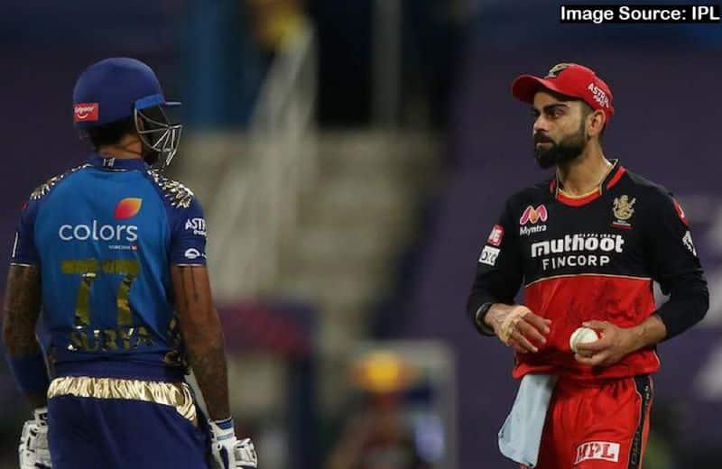 "IPL: ""I was happy that he sledged me,"" said Suryakumar Yadav on Virat Kohli's heated argument"