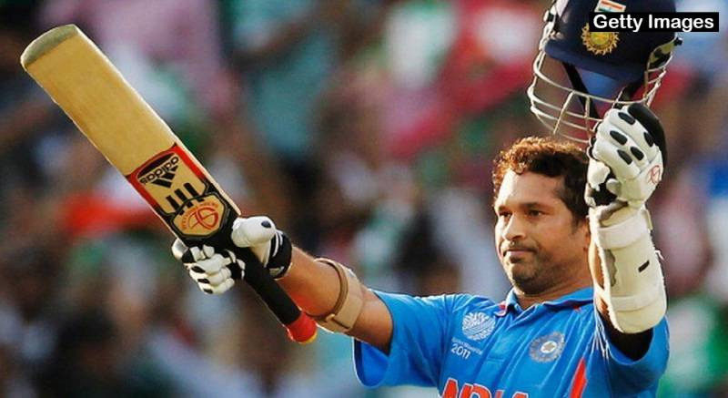 Sachin Tendulkar reveals about his anxiety battles during his cricket playing days