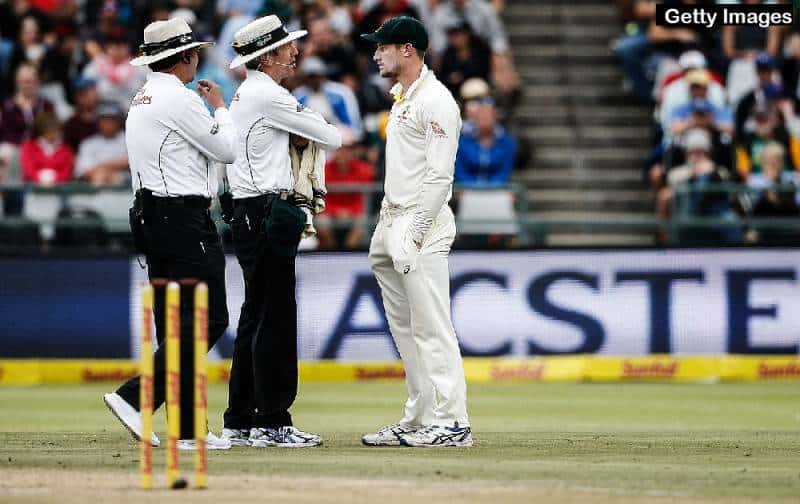 Cricket Australia to reopen the famous 'Sandpaper Gate' after Cameron Bancroft's statements