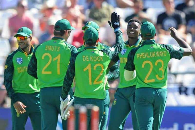 South Africa Playing XI for the ICC T20 World Cup 2021