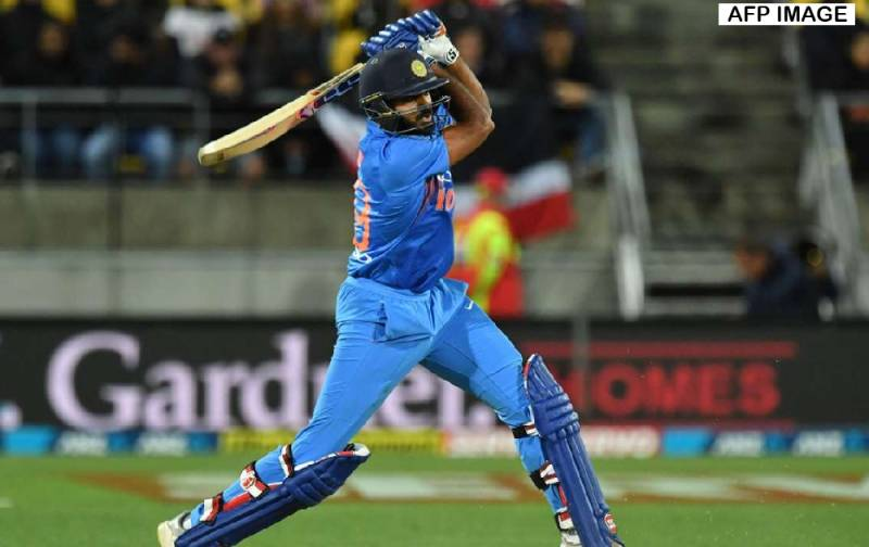 Vijay Shankar disappointed for not being selected in Indian side despite doing well