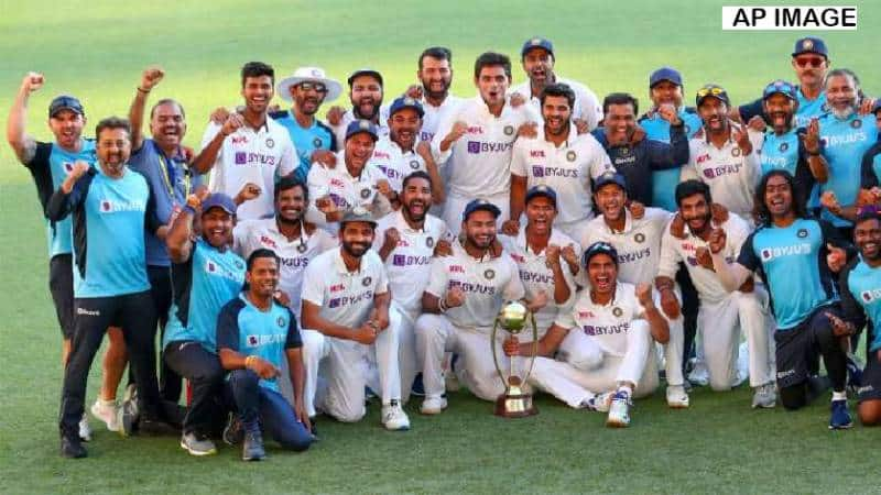 Border Gavaskar Trophy 2020-21 has been crowned as the 'Ultimate Test Series' by ICC
