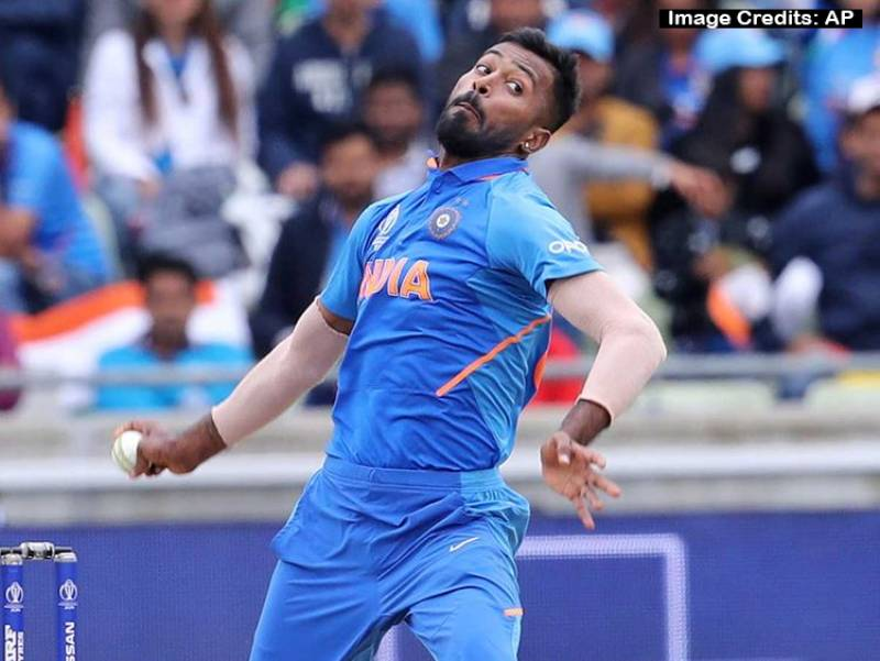 T20 World Cup 2021: All-rounder Hardik Pandya hopeful to bowl in the ICC World Cup 2021