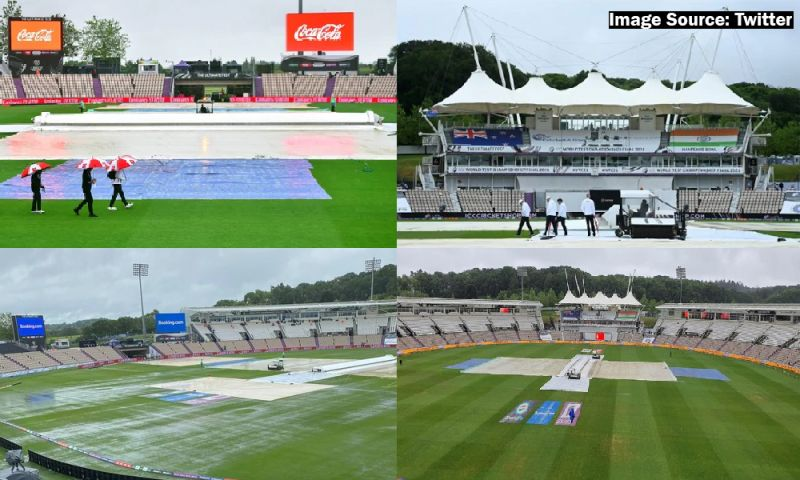 ICC WTC Final: Day 1 of the ICC World Test Championship final called off due to rain