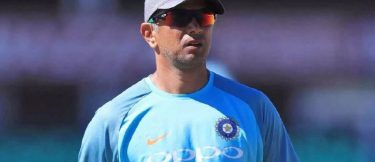 """Rahul Dravid made sure each player gets a game to play in his """"A"""" tours as a coach"""