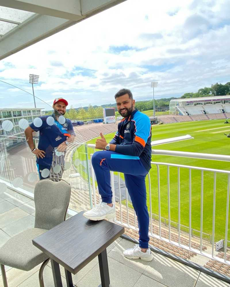 ICC WTC Final: Indian squad in Southampton not allowed to meet each other for next three days