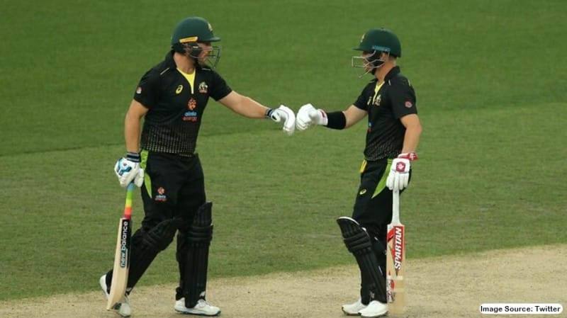 Aaron Finch and David Warner in T20Is