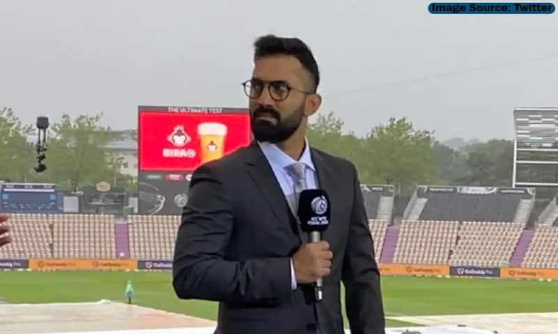 Commentator Dinesh Karthik issues apologies for his sexist remarks on neighbour's wife