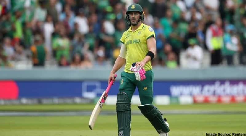 The Hundred: Faf du Plessis replaced Aaron Finch in Northern Superchargers for the inaugural season of The Hundred
