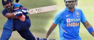 ENGvsIND: Prithvi Shaw, Suryakumar Yadav to join India in England following injuries