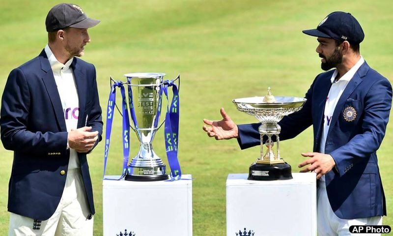ENGvsIND: India and England charged 40 per cent match fee and 2 penalty points for slow over-rate