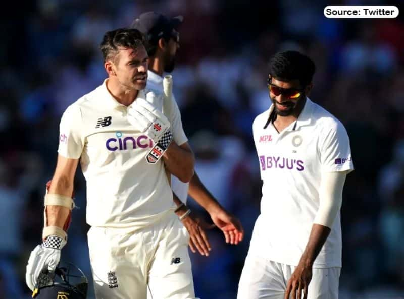 ENGvsIND: Bumrah wasn't trying to get me out during 2nd test, says James Anderson