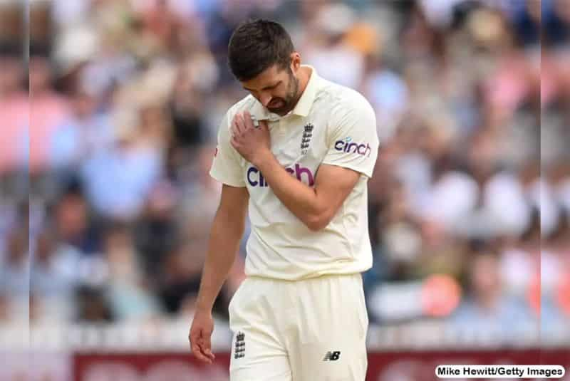 ENGvsIND: England pacer Mark Wood doubtful for third test owing to shoulder injury